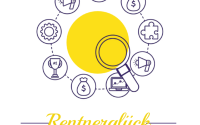Unternehmens-Indikator Rentnerglück